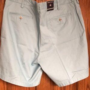 Nautica Shorts - Nautica aqua wave color men shorts never worn